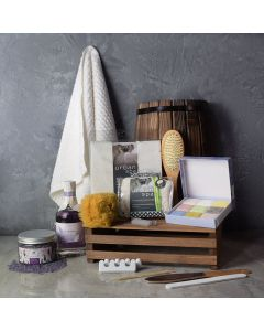 The Ultimate Spa Basket For Her
