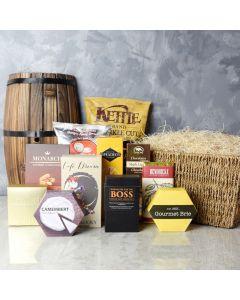 Agincourt Snack Basket, gift baskets, gourmet gift baskets, snack gift baskets