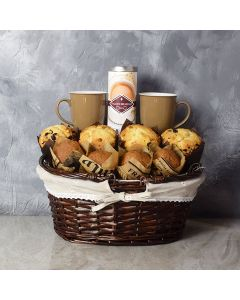 Morning Glory Muffin Gift Basket