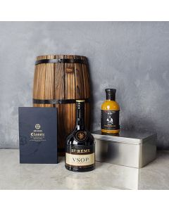 Simple Luxuries Trio with Liquor, gift baskets, gourmet gifts, gifts, liquor