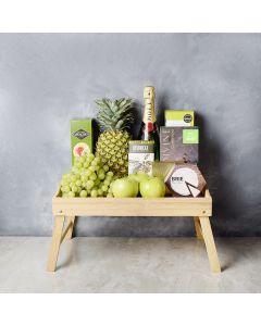 Fruity Wonder Champagne Set, champagne gift baskets, gourmet gift baskets, gift baskets, gourmet gifts