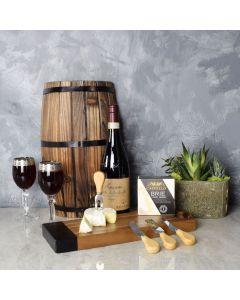 Eternal Love Wine Gift Set, wine gift baskets, gourmet gift baskets, gift baskets, gourmet gifts