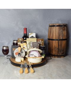 Bedford Park Wine Gift Set, wine gift baskets, gourmet gifts, gifts