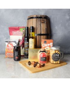 Party-Sized Gourmet Snack Set, gourmet gift baskets, gift baskets, gourmet gifts