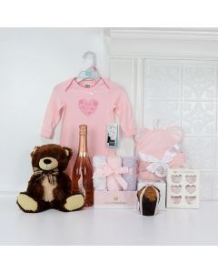 THE WEE GIRL GIFT SET