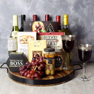 Beaconsfield Deluxe Wine Crate Manchester
