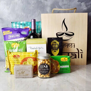 Glorious Diwali Gift Set New Hampshire