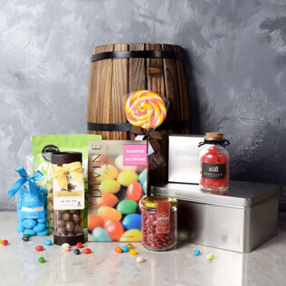 Candy Paradise Gift Basket Manchester