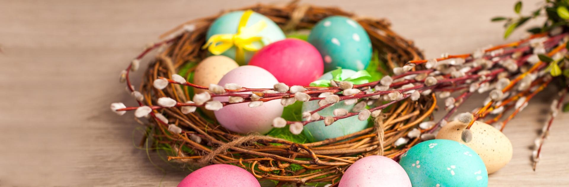 Easter Gift Baskets Willington