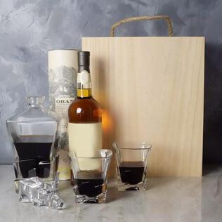 Liquor & Decanter Crate New Nampshire