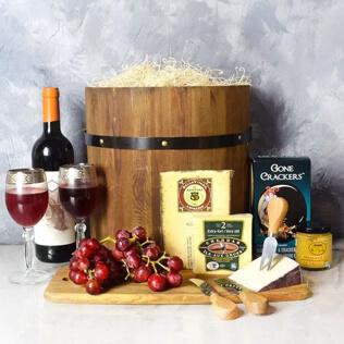 Wine & Cheese Barrel New Hampshire