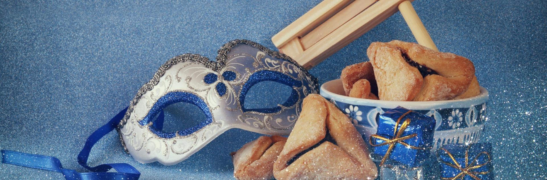 Purim Gift Baskets Somers