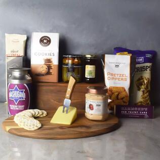 Basket Of Kosher Treats New Hampshire