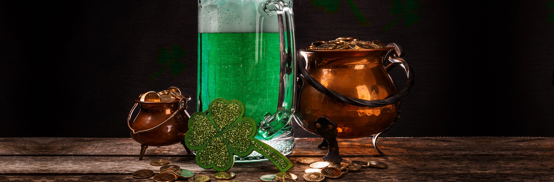 St. Patrick's Day Gift Baskets Three Rivers