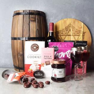 Kosher Raspberry Sweets & Treats Set New Hampshire