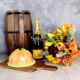 Festive Fall Harvest Gift Set New Hampshire