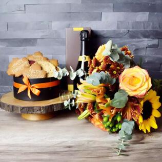 Thanksgiving Celebration Basket New Hampshire