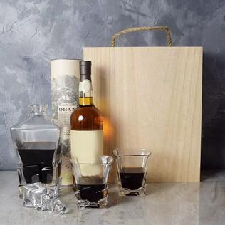 Liquor & Decanter Crate New Hampshire