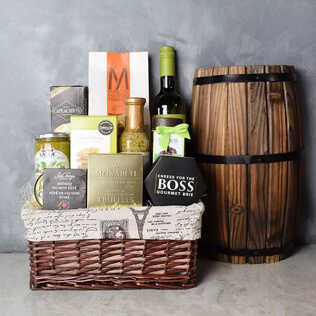 Perfect Pasta Gift Set With Wine New Hampshire