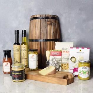 Sweet & Zesty Treats Gift Set New Hampshire