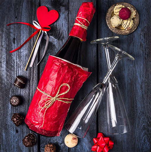 Our Champagne & Chocolate Gift Ideas for Bosses & Co-Workers
