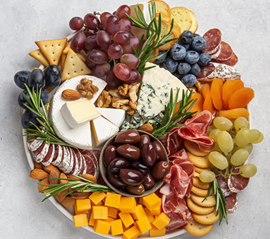Cheese & Charcuterie Gift Baskets Delivered to New Hampshire