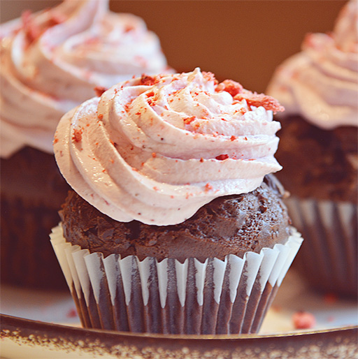 Our Cupcakes Gift Ideas for Bosses & Co-Workers