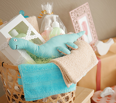 Custom Baby Gift Baskets Delivered to New Hampshire