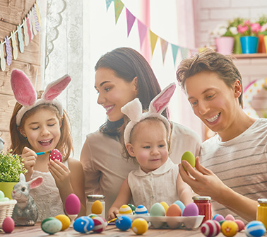 Easter Gift Baskets Delivered to New Hampshire