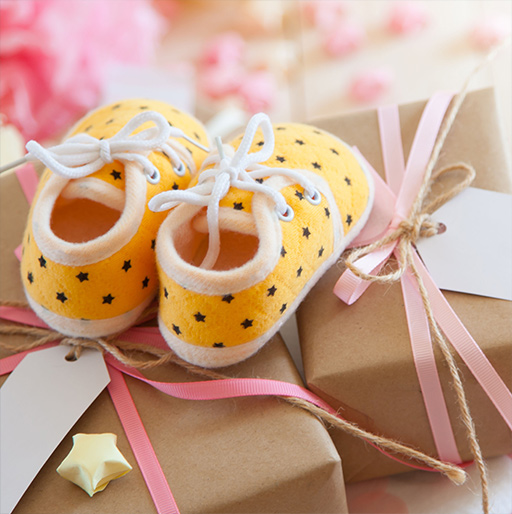 Our Baby Girls Gift Ideas for Mom & Dad