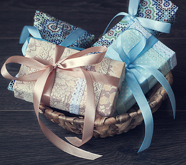 Just Because Gift Baskets Delivered to New Hampshire