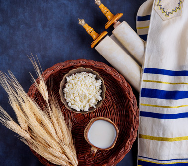 Shavuot Gift Baskets Delivered to New Hampshire