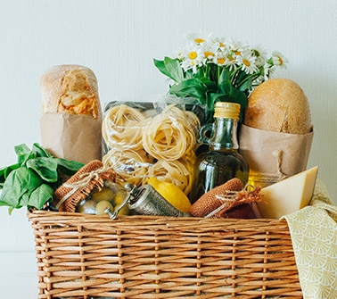 Thinking of You Gift Baskets Delivered to New Hampshire