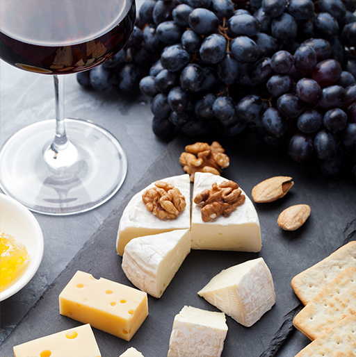 Our Wine & Cheese Gift Ideas for Bosses & Co-Workers
